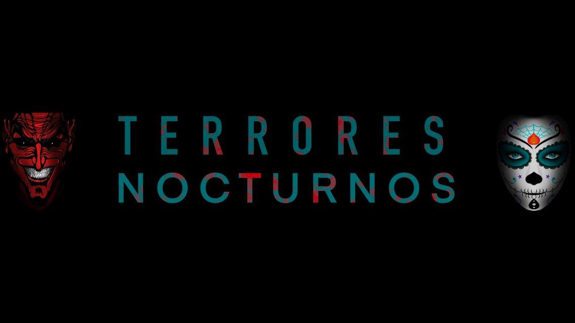 Terrores Nocturnos - immagine di copertina
