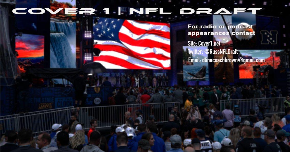 Cover 1   NFL Draft - imagen de portada