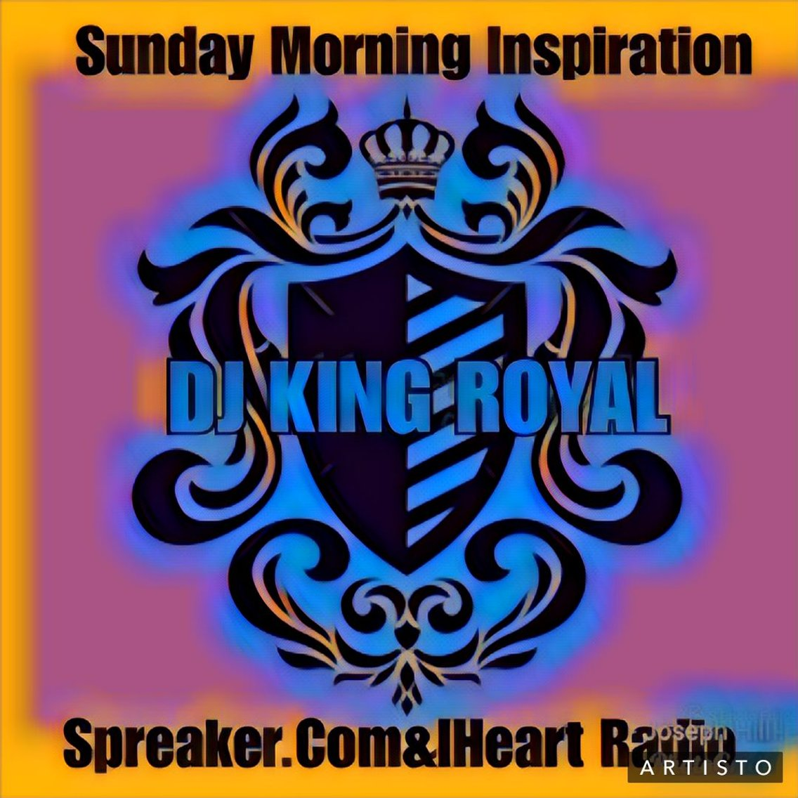 THE KING ROYAL SHOW #WBRP - Cover Image