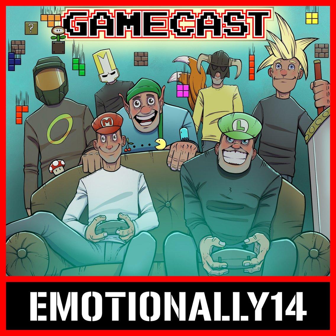 The E14 Gamecast - Cover Image
