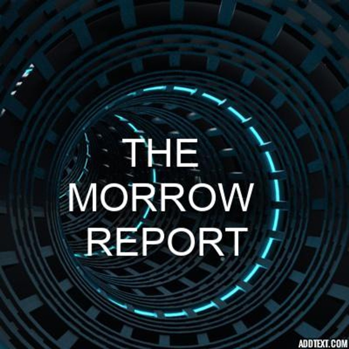 THE MORROW REPORT - Cover Image