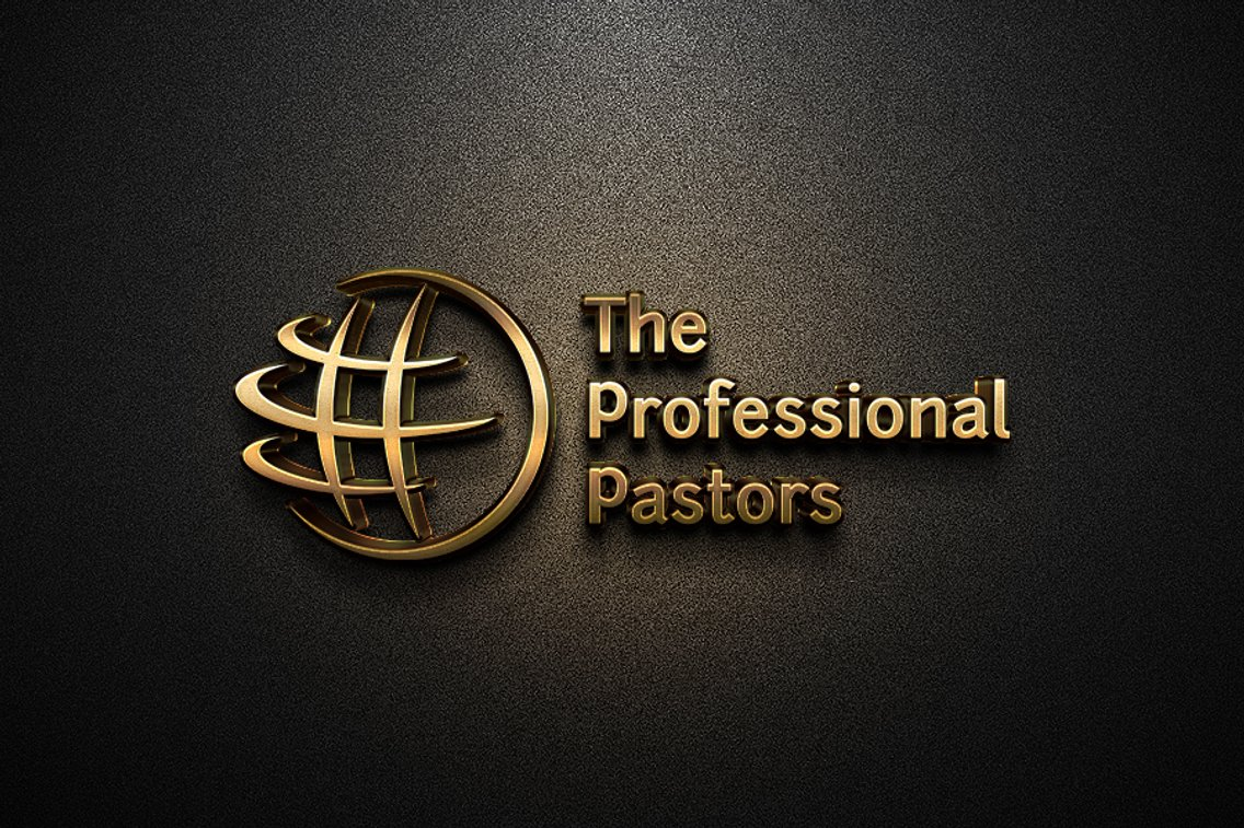 The Professional Pastors - Cover Image