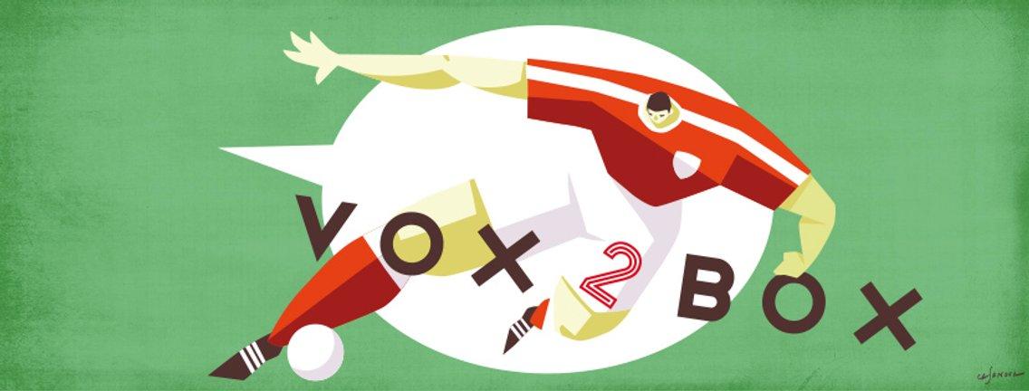 Vox 2 Box - imagen de portada