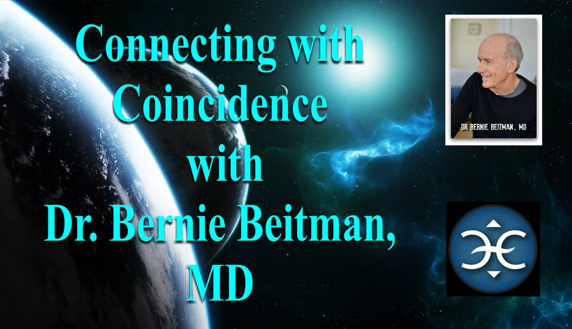 Connecting with Coincidence with Dr. Bernard Beitman, MD - immagine di copertina