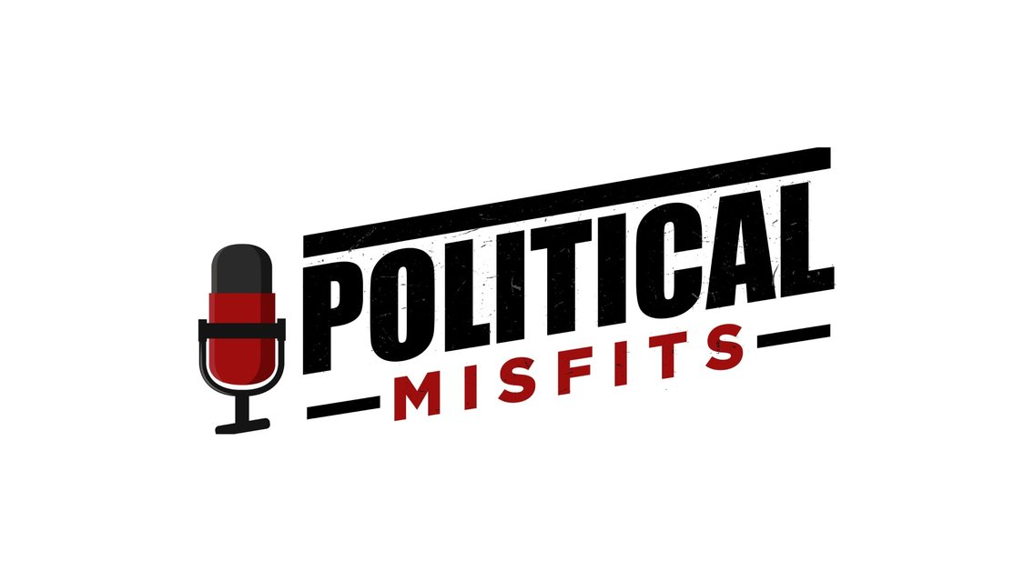Political Misfits - Cover Image