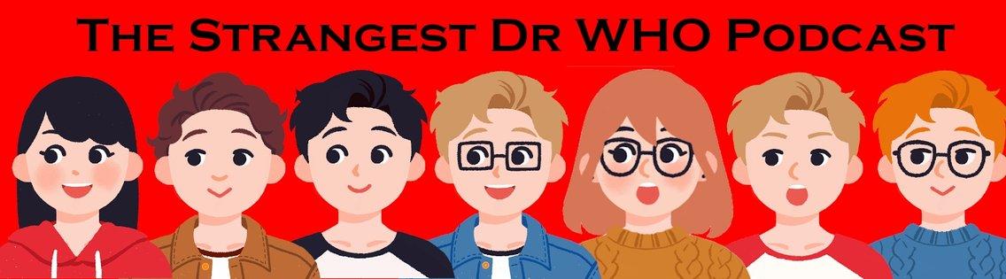 The WHO Podcast - imagen de portada