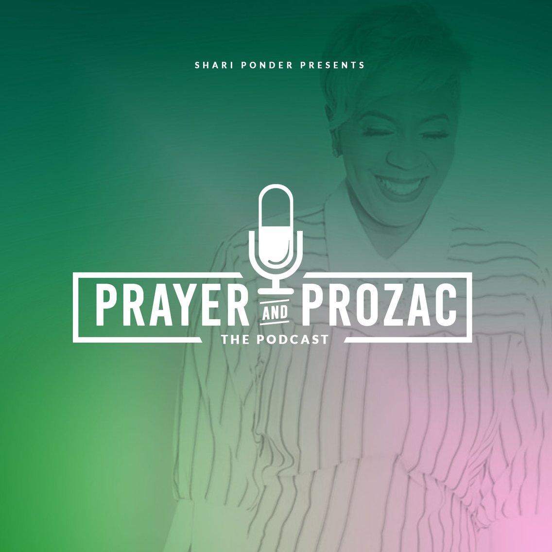 Prayer & Prozac - Cover Image