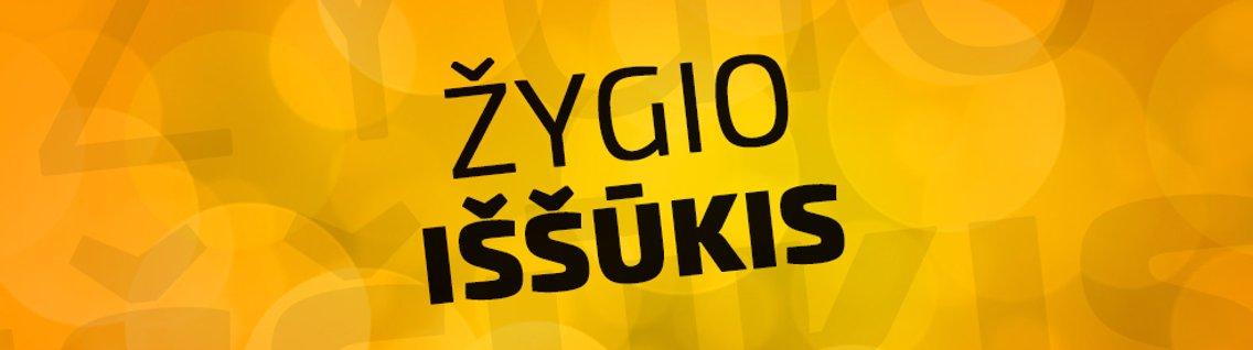 ŽYGIO IŠŠŪKIS - Cover Image