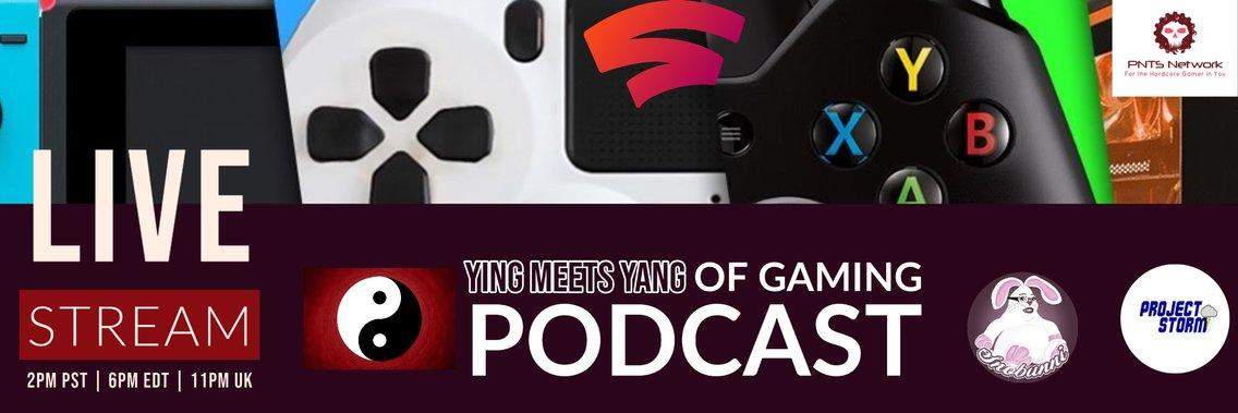 Ying Meets Yang of Gaming - Cover Image
