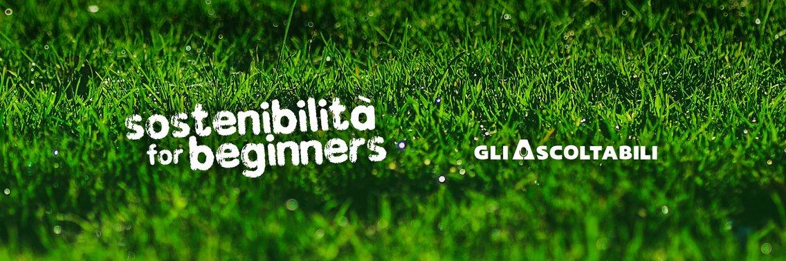 Sostenibilità for Beginners - Cover Image