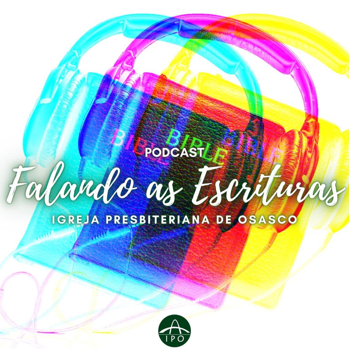 Falando as Escrituras - Cover Image