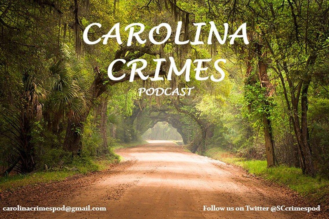 Carolina Crimes - Cover Image