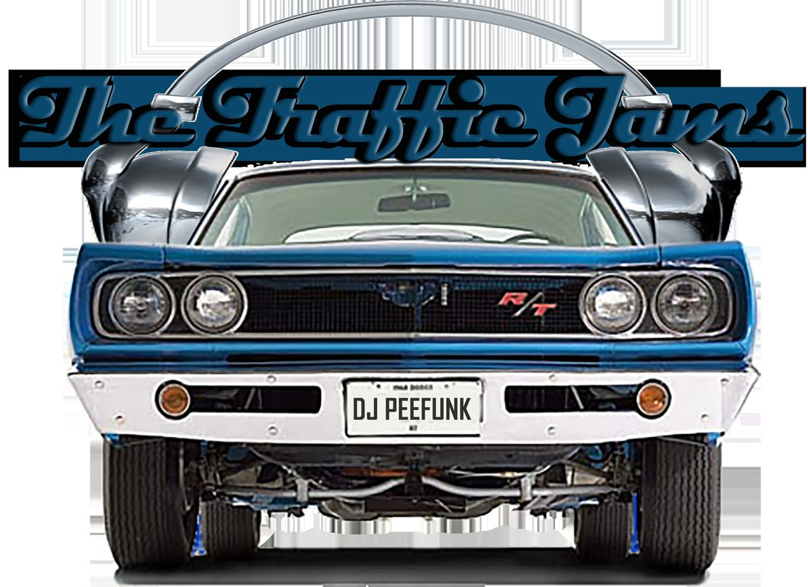The Traffic Jams With DJ PeeFunk - Cover Image