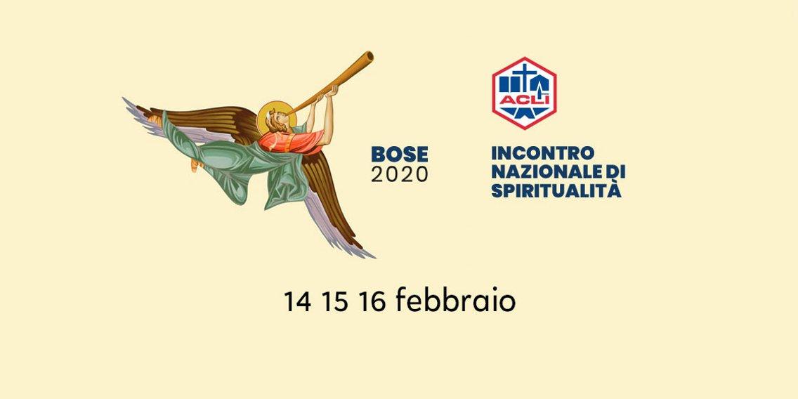 Incontro di Spiritualità 2020 - Cover Image