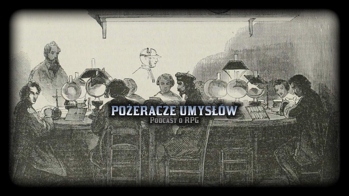 Pożeracze Umysłów - Cover Image