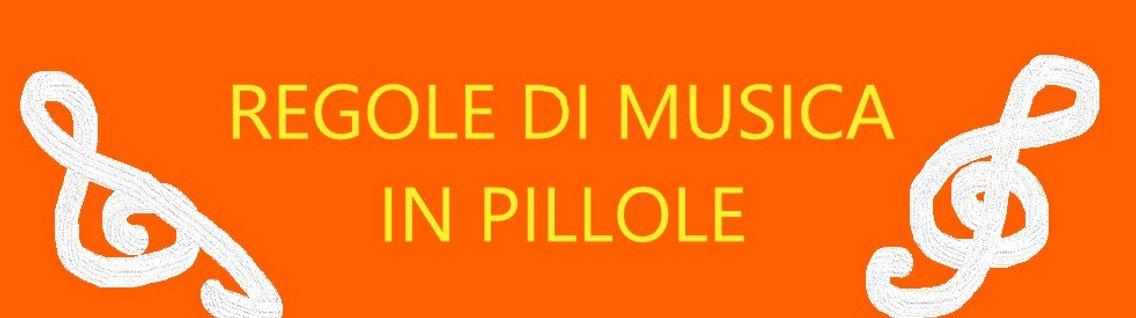 Regole di Musica in pillole - Cover Image