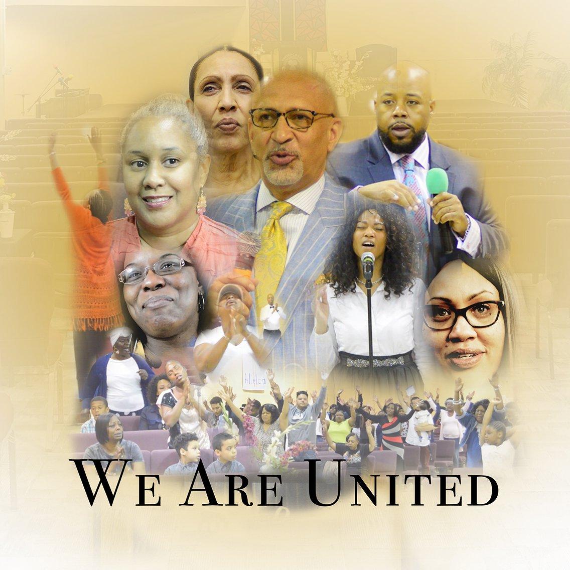 United Church Of God In Christ - imagen de portada