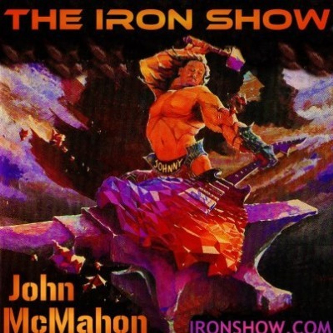 IRON SHOW - Cover Image