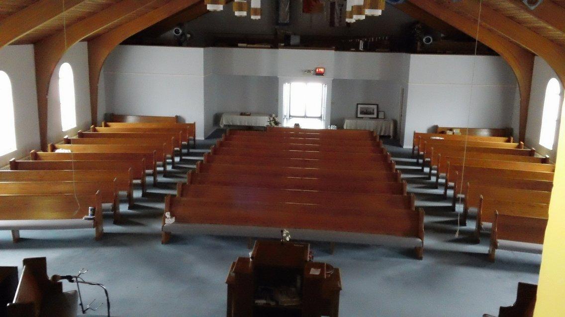 The Creek Road Baptist Pulpit - imagen de portada