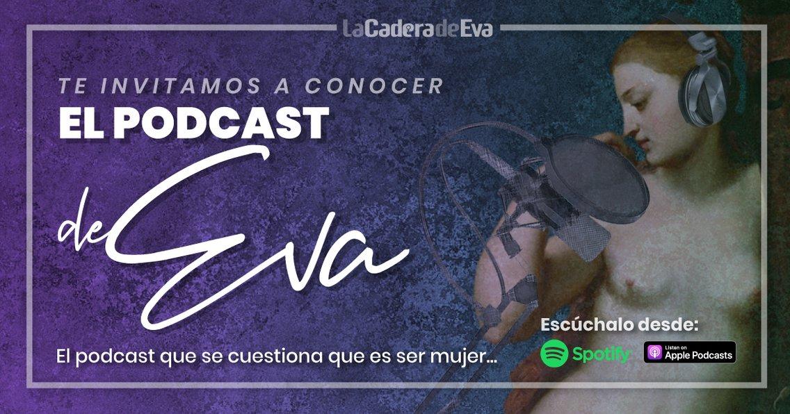 El PODCAST DE EVA - Cover Image