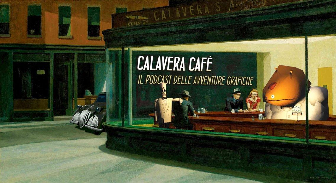 Calavera Cafè Podcast - Cover Image