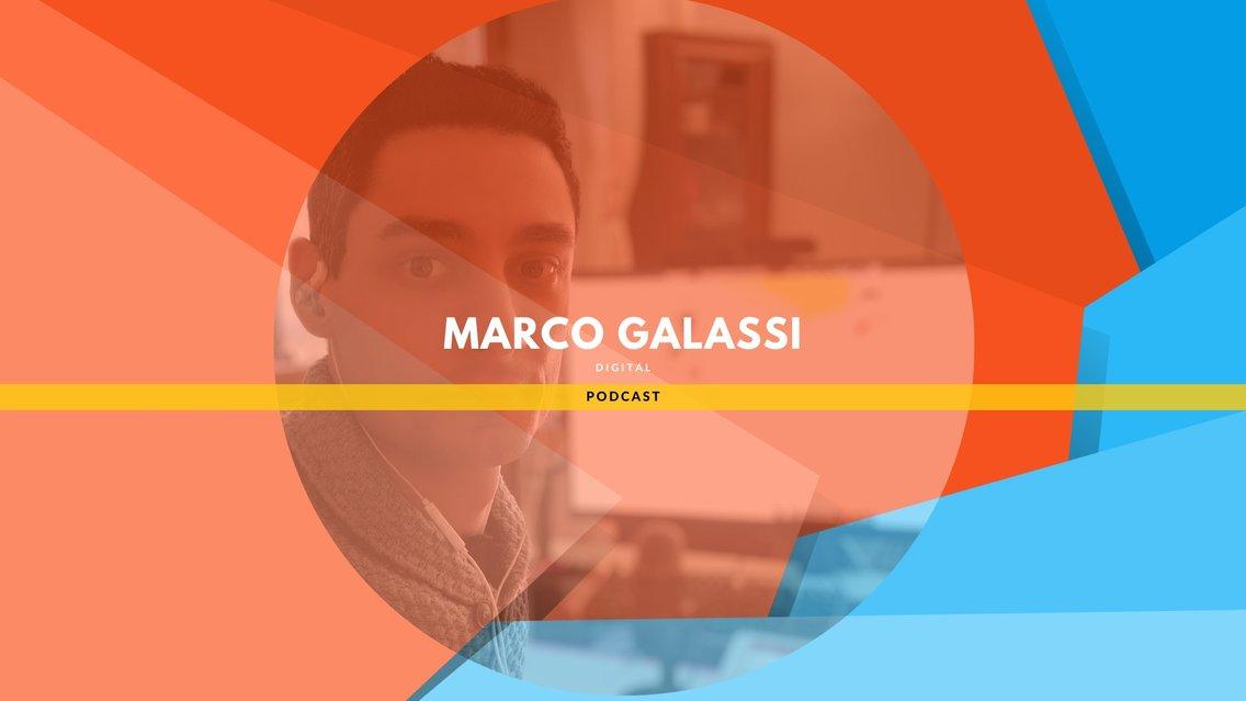 Marco Galassi digital - imagen de portada
