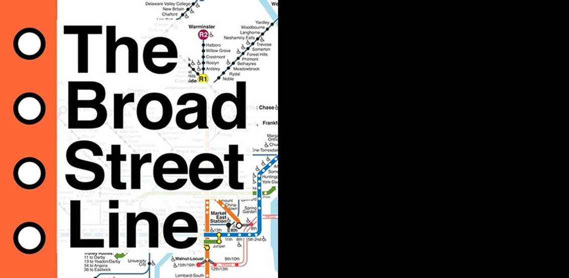 The Broad Street Line - Cover Image