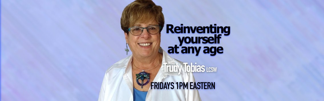 Reinventing Yourself At Any Age - imagen de portada