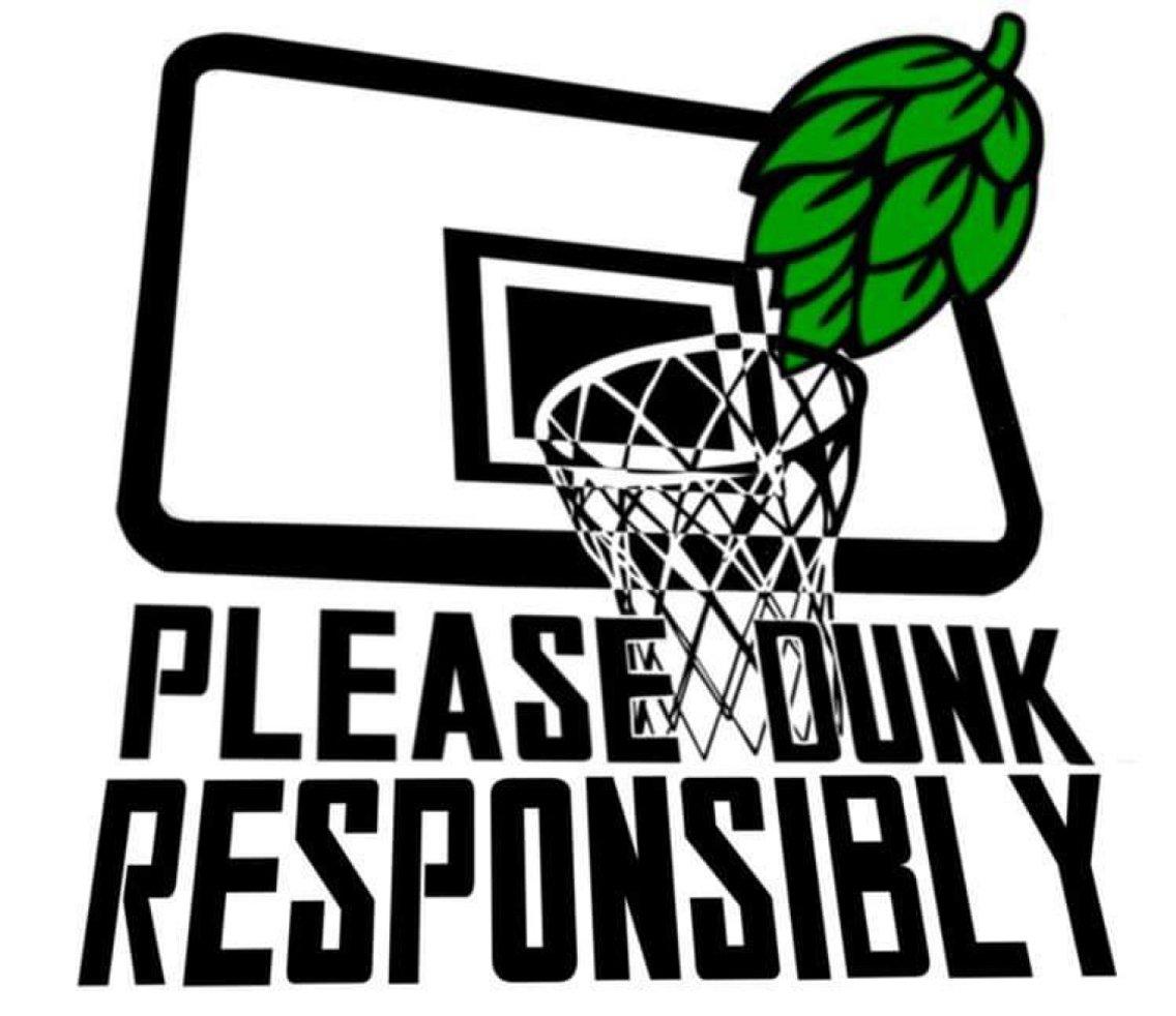 Please Dunk Responsibly - immagine di copertina