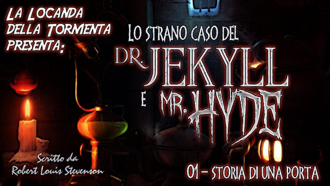 Audiolibro  Dott. Jekyll e Mr. Hyde - R.L. Stevenson - Cover Image