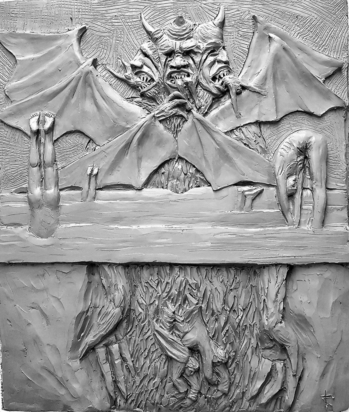 Dante Alighieri's Inferno - immagine di copertina