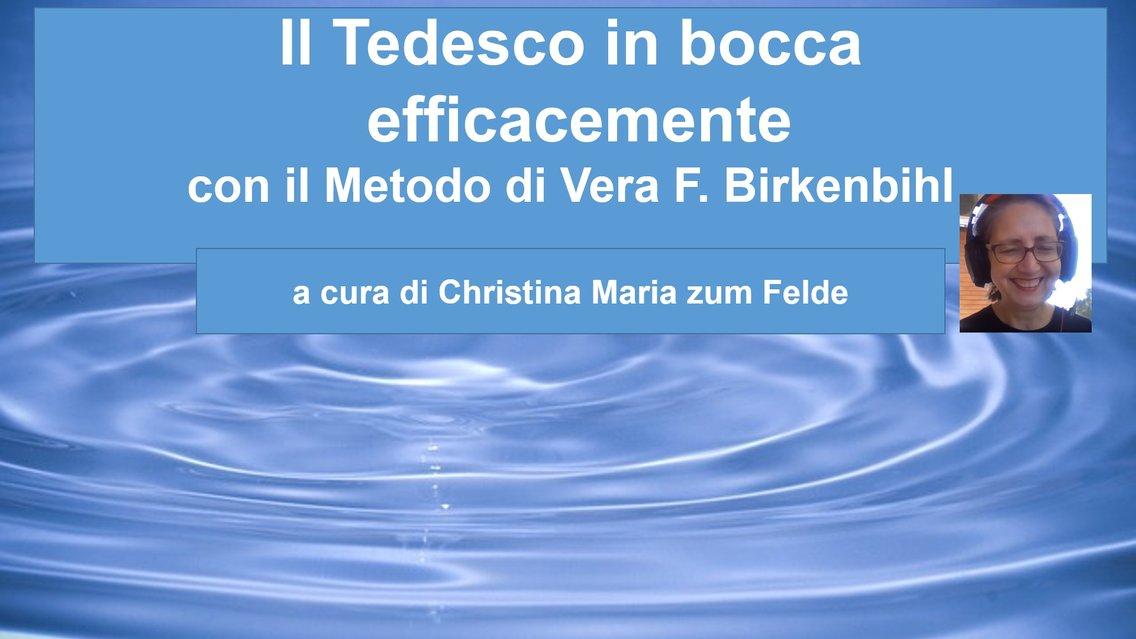Il Tedesco Decodificato - Cover Image