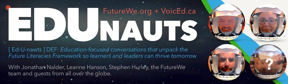 Edunauts: How to thrive tomorrow - Cover Image