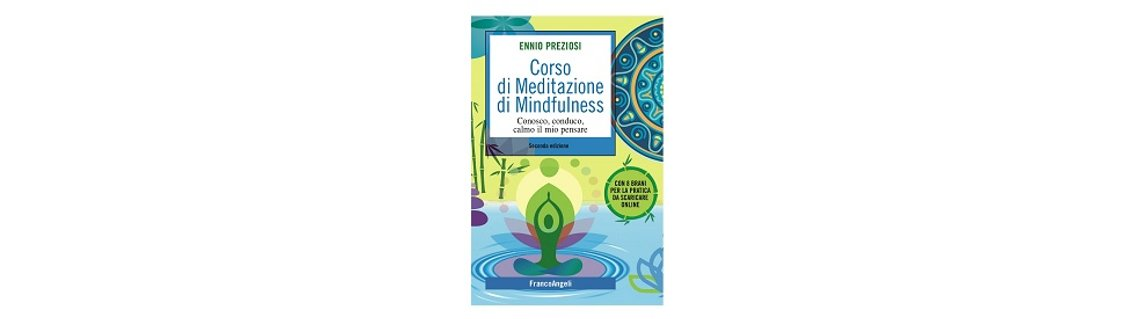 Ennio Preziosi - 8 brani per la Meditazione di Mindfulness - immagine di copertina
