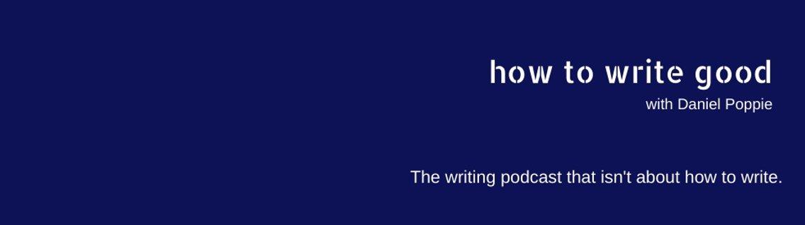 How to Write Good - immagine di copertina