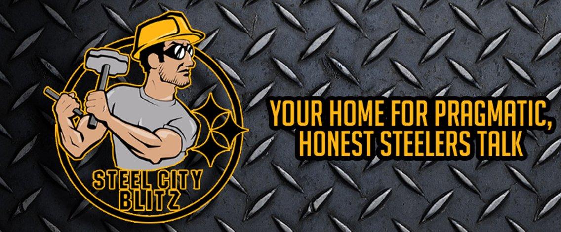 Steel City Blitz - Steelers Podcast - immagine di copertina