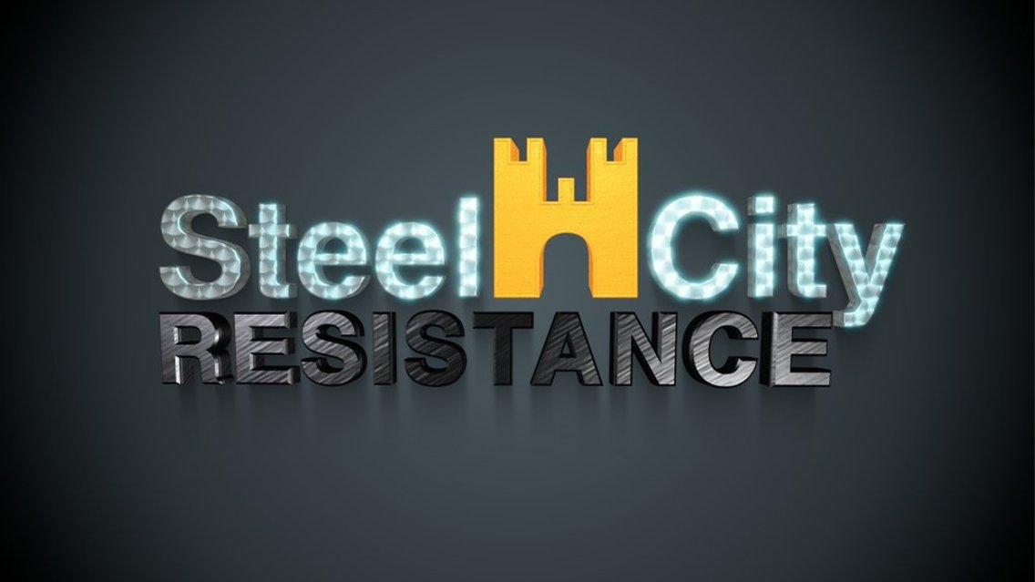 Steel City Resistance - immagine di copertina