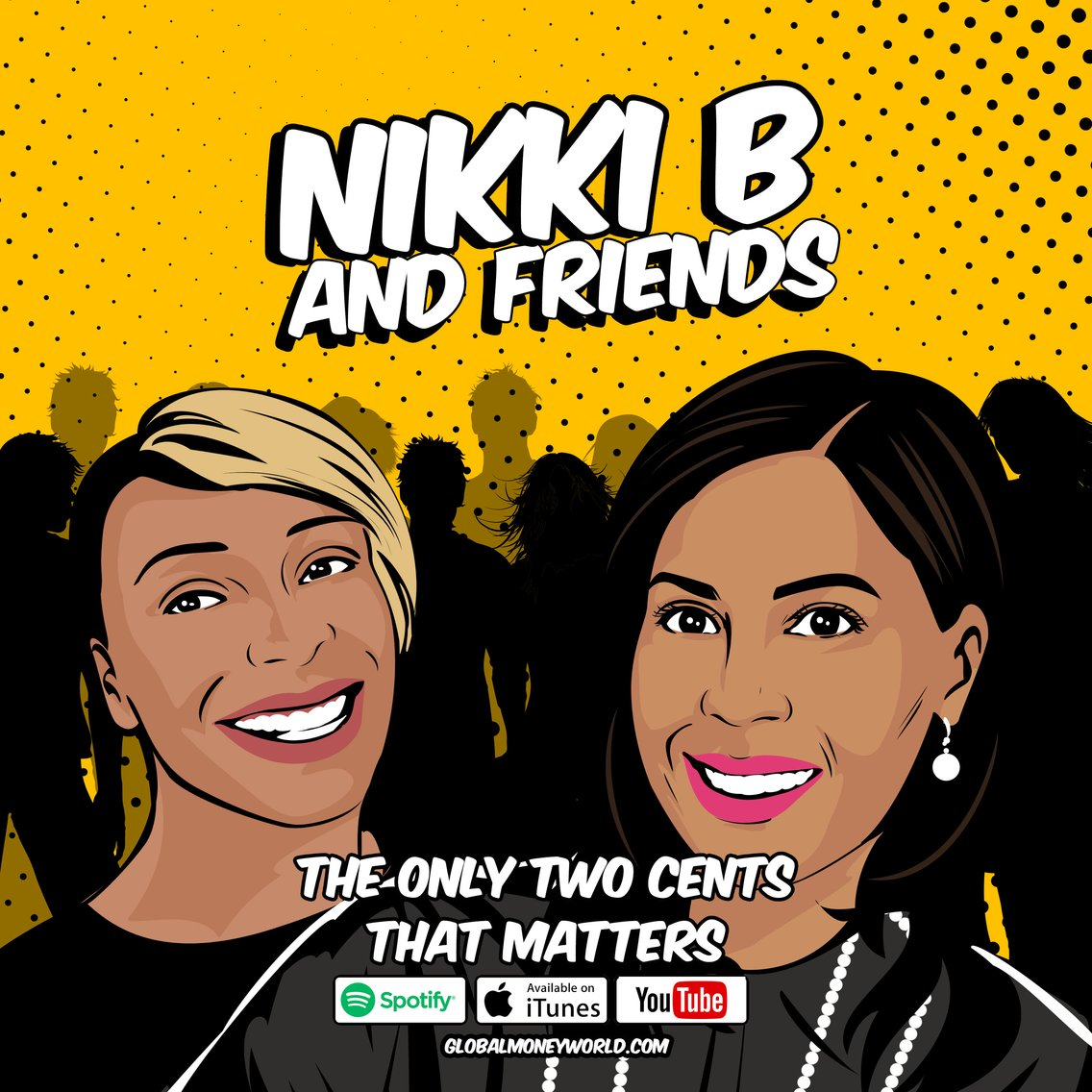Nikki B and Friends - imagen de portada