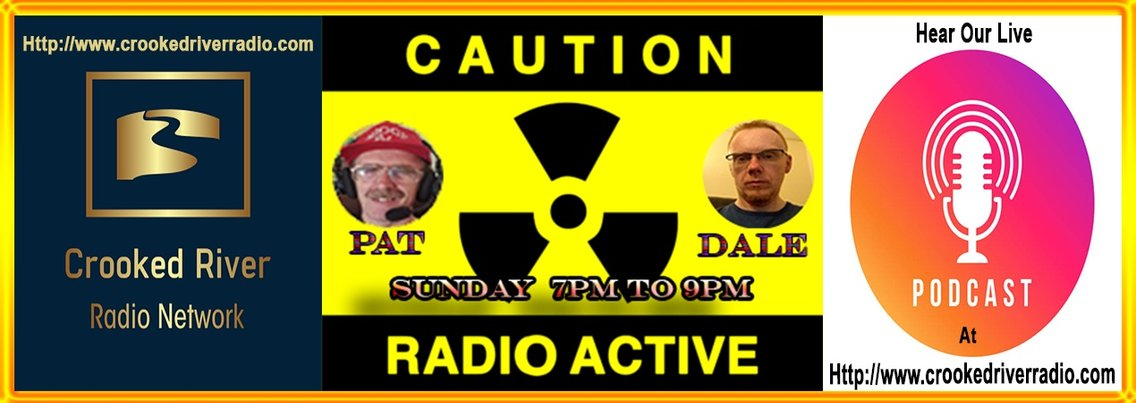 The Radio Active Podcast - Cover Image
