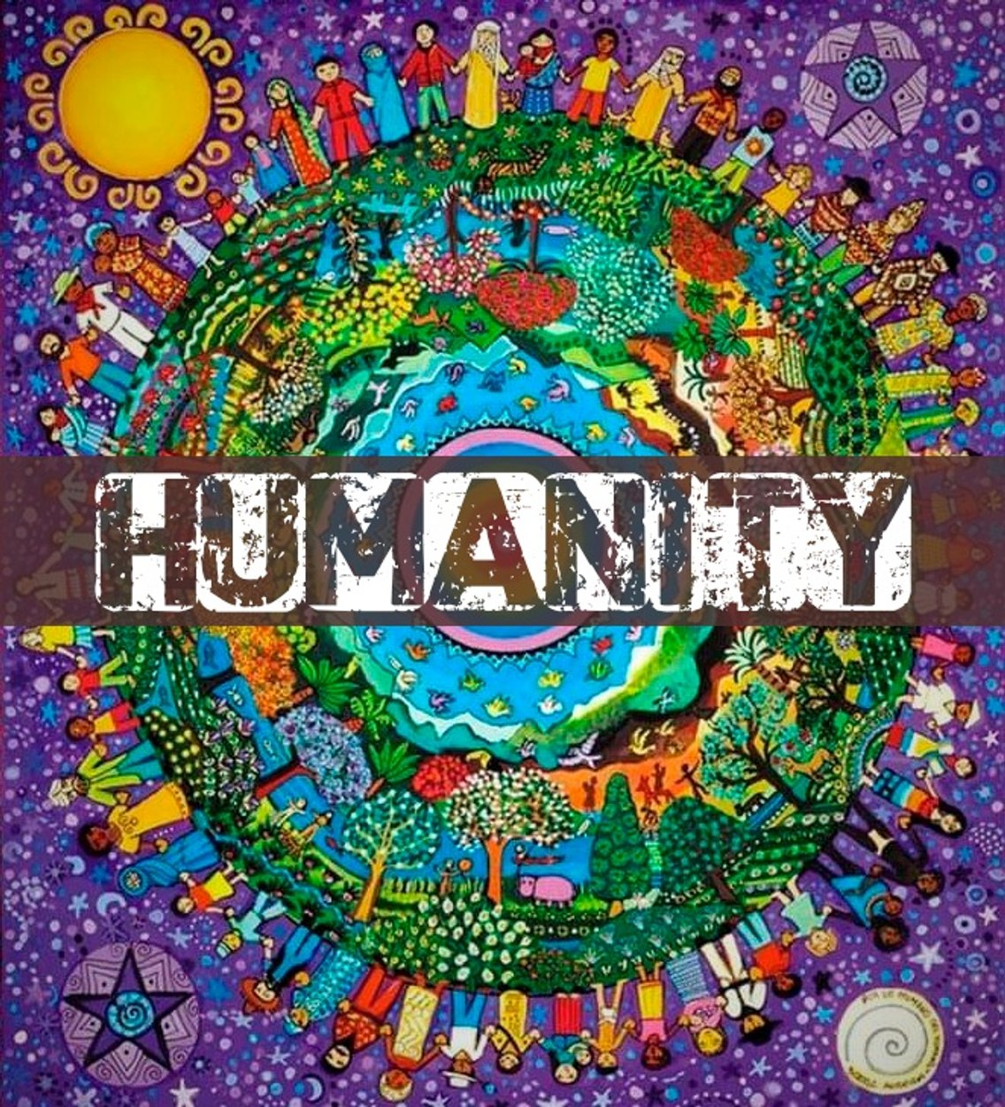 Humanity - Cover Image