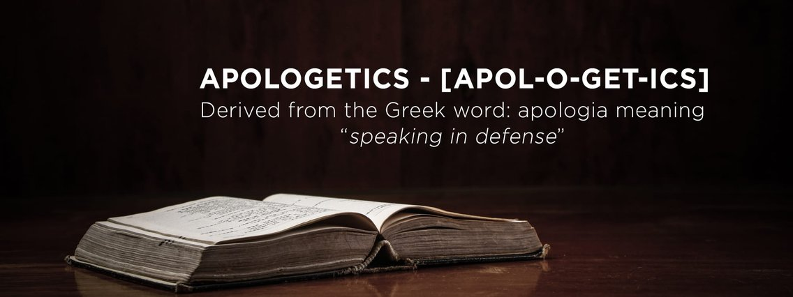 Questions About Apologetics - Cover Image
