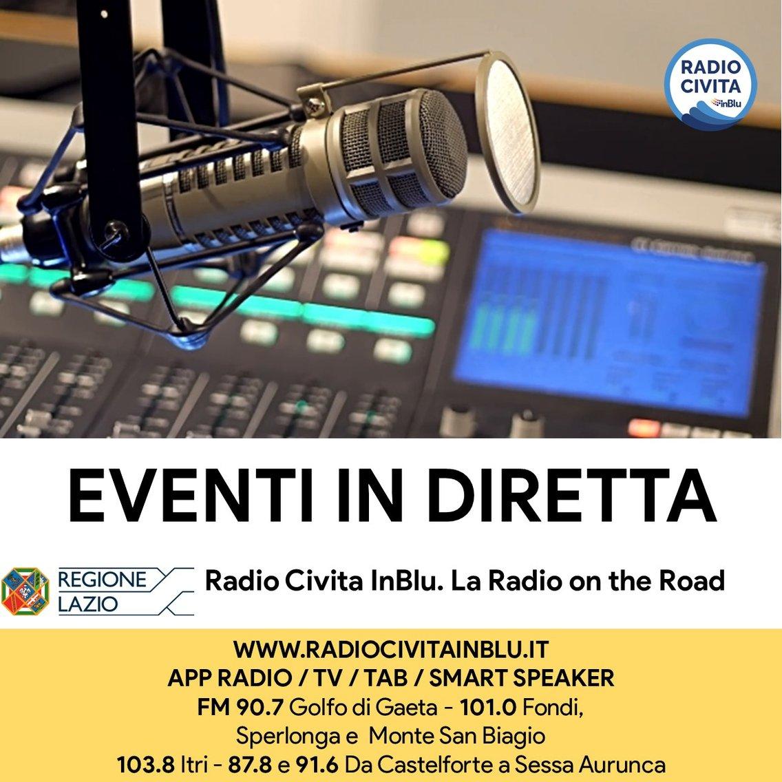 Programmi di Radio Civita InBlu - imagen de portada