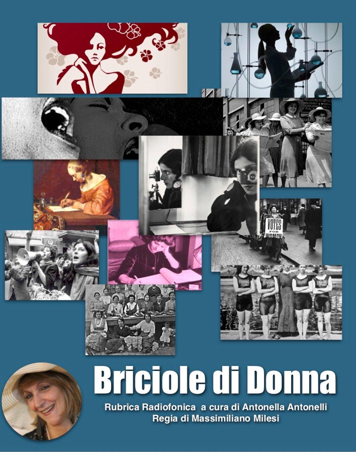 Briciole di Donna Nuova Serie - Cover Image