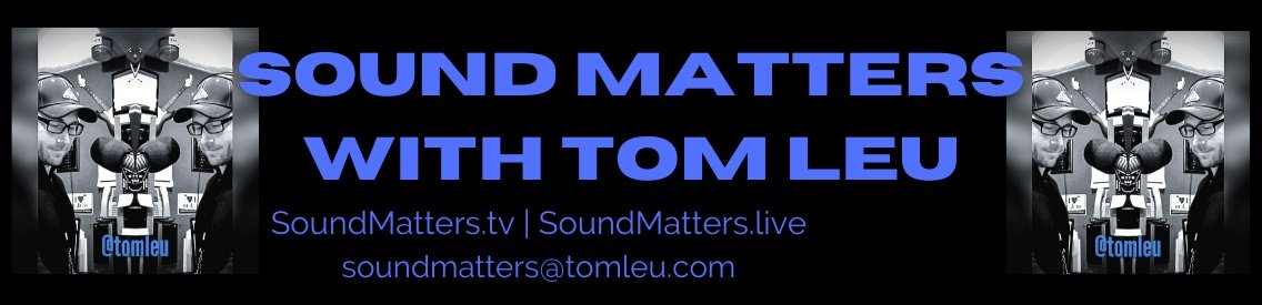 Sound Matters with Tom Leu - Cover Image