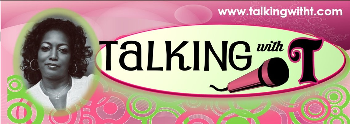 Talking with T - Cover Image