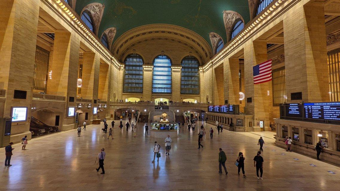 Un minuto en Nueva York - imagen de portada