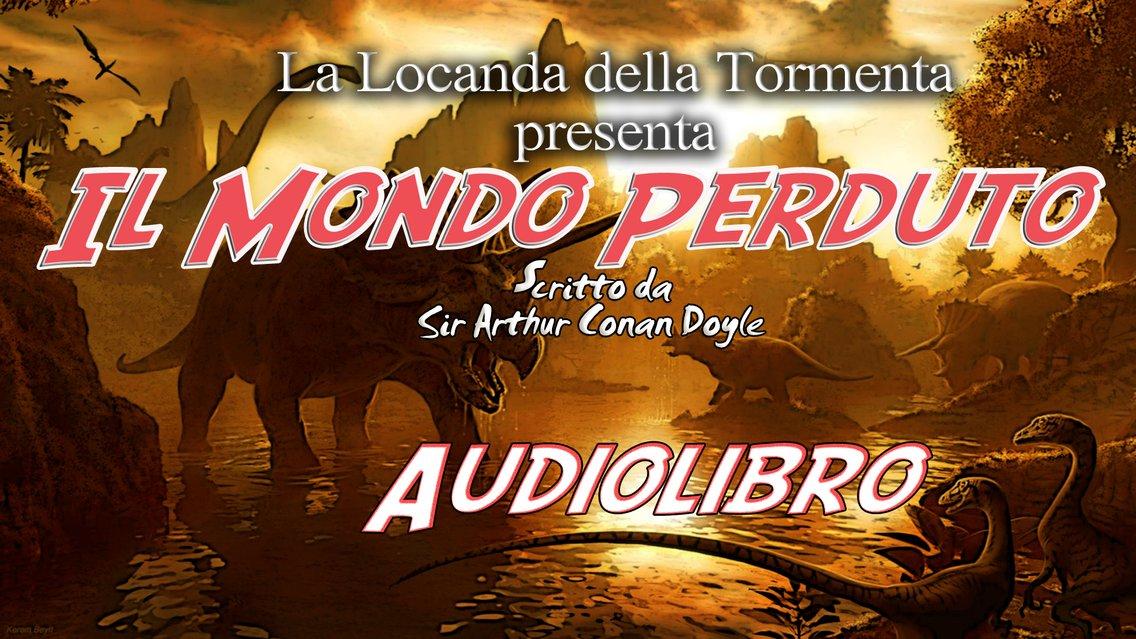 Audiolibro Il mondo Perduto - A.C. Doyle - immagine di copertina