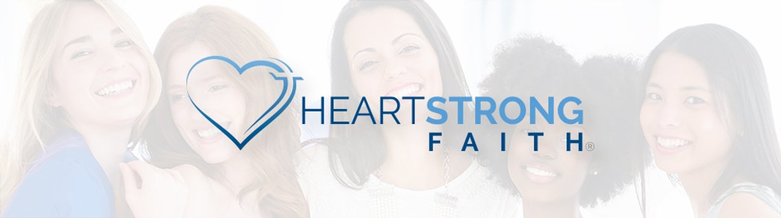 HeartStrong Faith Podcast - imagen de portada