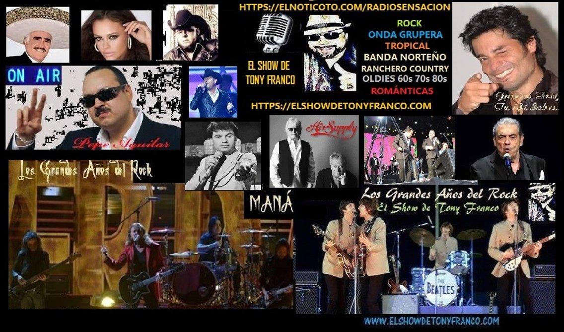 Radio Sensación Digital - imagen de portada