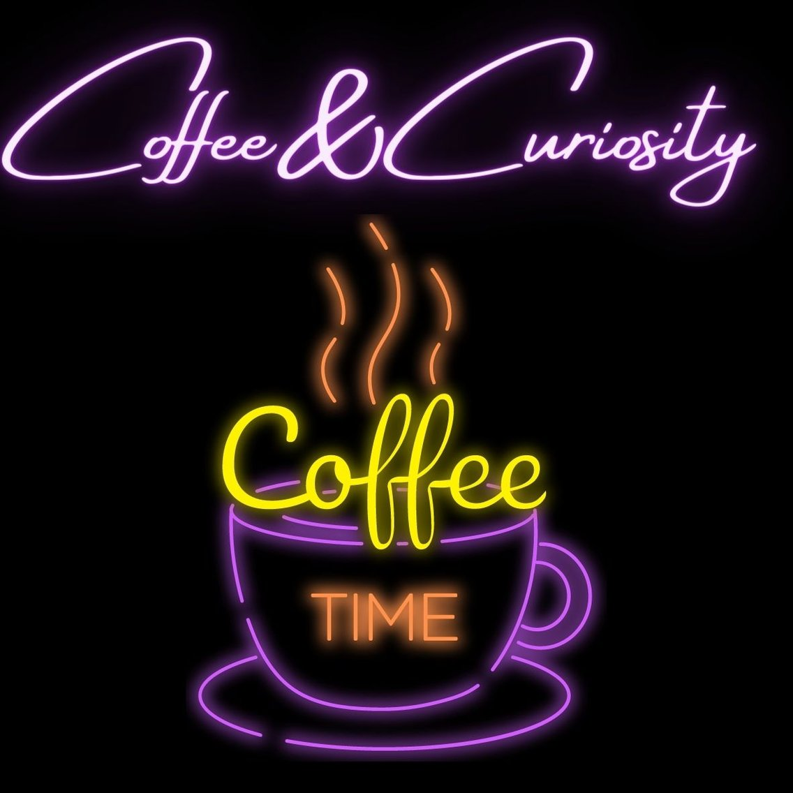 Coffee&Curiosity - Cover Image